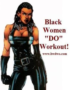 no strength equal to that of a determined woman  fitness