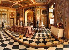 Chateaux Vaux Le Vicomte