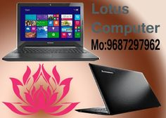 Anjoy future technology In Lotus Lotus Computer: LENOVO G5030 QUAD  CORE WITH WIN 8.1 ONLY @ 25,???...