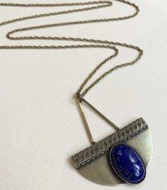 YSEULT Sautoir  http://www.nopalea.fr/bijoux/68-yseult-sautoir.html