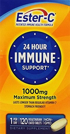Ester-C Vitamin C, 1000 mg, 120 Tablets (Pack of 2) >>> Learn more by visiting the image link.