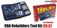 RBA Rebuilders Tool Kit – $9.37 USA