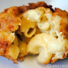 Fried Mac n' Cheese