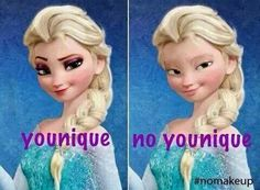 Even Elsa needs Younique http://www.youniqueproducts.com/AshleyBrooks2/party/4089388/view