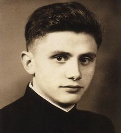 Mid-1950s: | Pope Benedict XVI's Life In Photos