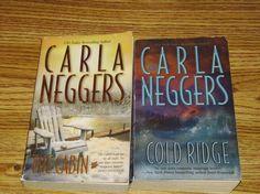 Carla Neggers- The Cabin/Coldridge PB Novels