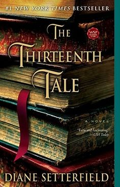 The Thirteenth Tale by Diane Setterfield.  The reclusive author Vida Winter has spent the last six decades creating alternative lives for herself.  But now, as she succumbs to terminal illness, she summons Margaret Lea, an amateur biographer, to tell her last, true story.  This is a fabulous gothic mystery, complete with ghosts, governesses, and a decrepit manor house, and it's a fantastically rich story to boot!
