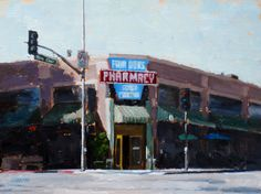 Fair Oaks Pharmacy - Dan Graziano www.dangrazianofineart.com