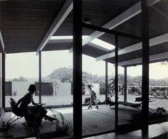 The Mid Century Home Living Keyword: The Open Floor Plan