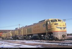RailPictures.Net Photo: 26 Union Pacific Gas Turbine at Cheyenne, Wyoming by Jim Munding