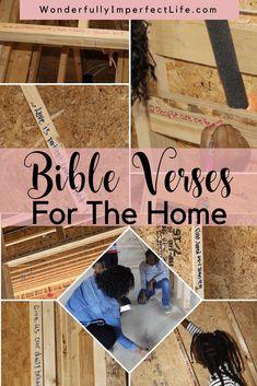 Beautiful Bible Verses For The Home - Shaliece Felder