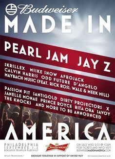Jay-Z Selects @Skrillex, @CalvinHarris, @Afrojack, & @MiikeSnow #EDM <3