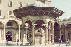 Senior Citizens tours , The courtyard (sahn) of Muhammad Ali mosque http://www.maydoumtravel.com/senior-citizens-tours-packages/4/1/17