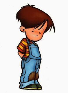 Emotionen - Aleiga V. Image Emotion, Clipart Boy, Kindergarten, Scrapbook Images, Cartoon Outfits, Les Sentiments, Social Skills, Cartoon Drawings, Cute Kids