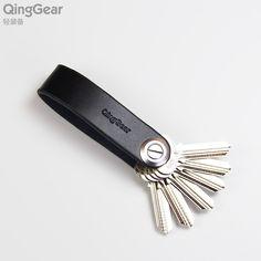 Qinggear LKey hechos a mano tecla organizador Orbitkey viaje exterior titular de la clave herramienta elegante vías de llevar teclas, envío gratis en Kits de Viaje de Deportes y Tiempo Libre en AliExpress.com | Alibaba Group