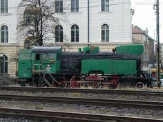 Papel de Parede - Velha Locomotiva