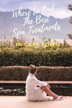 Where to find the best spa treatments in Cape Town