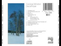 George Winston - December (1982) [Full Album]  Weekend Playlist...