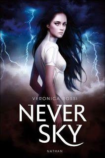 Veronica Rossi, Never Sky (Sous le ciel de l'impossible #1)