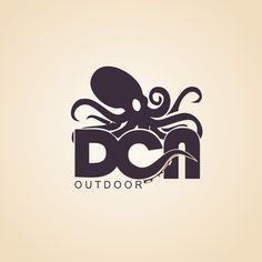 Create A Vintage Octopus Logo by Tiyok Tekblung