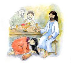 요한복음12:1~11, 마태26:6~13, 막 14:3~9
