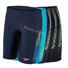 #Speedo logo panel junior jammer boys swimming shorts #tight swim #trunks age 4-1,  View more on the LINK: http://www.zeppy.io/product/gb/2/311676785614/