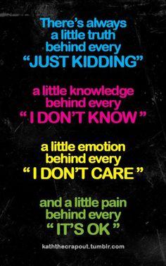 A little bit of ...