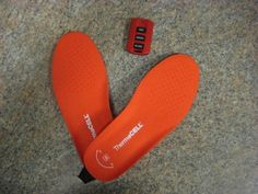 Rechargeable Heated Insole by ThermaCell - $89