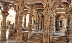 Soon: Dilwara Pillars Jain Temple, India