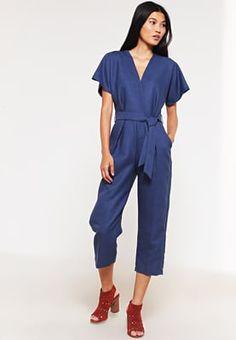Closet Jumpsuit - denim - Zalando.co.uk