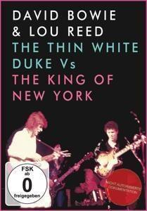 The Thin White Duke VS the king of New York