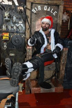LeatherHOG : Photo