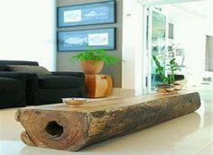Tree Trunk Coffee Table   Google Search Part 40
