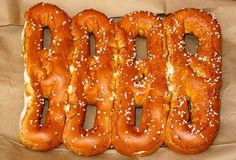 Little Italy Pretzels Straight from the Factory to Your Mouth