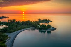 Blessed Morning (Scarborough Bluffs) by Marvin Ramos on 500px