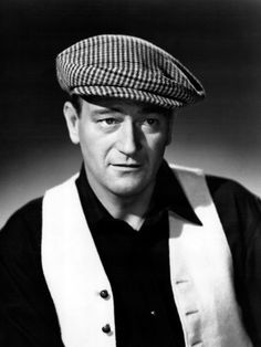 John Wayne in -The Quiet Man. My sister and I will watch it any time. John was great in westerns but he could definitely act in other genres. He was a wonderful man as well. Good morals and values and an all-around good guy.