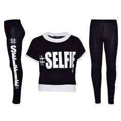 Girls Top Kids #Selfie Print Designer T Shirt & Fashion L... https://www.amazon.com/dp/B01II9IJ2K/ref=cm_sw_r_pi_dp_x_gGlsybAE7NKVS