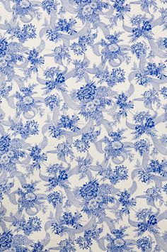 Danube Wide Antique Floral Fabric stock photo 13086013 - iStock