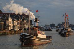 Stoomschip Flurie vlootschouw 2012