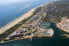Punta del Moral Isla Canela Huelva España