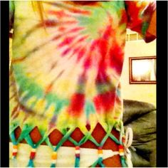 Summer clothes (: got to love me some tie dye.
