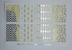 Gold Foil Geometric Stickers by 4BoyChaos on Etsy https://www.etsy.com/listing/260536760/gold-foil-geometric-stickers