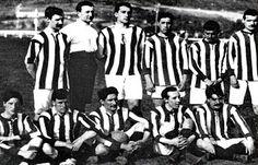EQUIPOS DE FÚTBOL: ATHLETIC CLUB DE BILBAO a principios del siglo XX
