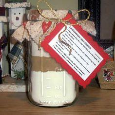 Gingerbread Cookie Mix in a Jar Allrecipes.com