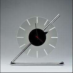 Electric clock Gilbert Rohde