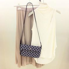 """Love this combo☁️☁️ #bymalenebirger #fashion #skirt #shirt"" Photo taken by @bymalenebirgerbergen on Instagram, pinned via the InstaPin iOS App! http://www.instapinapp.com (08/26/2015)"