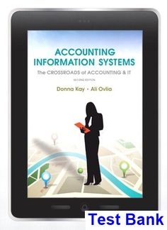 Solution manual for accounting for decision making and control 8th accounting information systems the crossroads of accounting and it kay solution manual fandeluxe Image collections