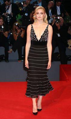 Ciao, Venezia! Découvrez Tous les Looks du 73ème Festival du Film de Venise Sophie Turner