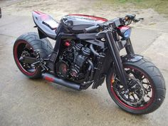 '93 GSXR Water Cooled - Custom Fighters - Custom Streetfighter Motorcycle Forum