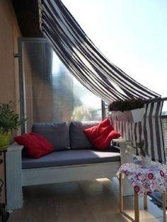 Es ist höchste Zeit, aus dem vernachlässigten Balkon ein kleines Paradies zu machen. Lassen Sie sich von diesen Ideen inspirieren!